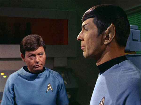 Spock & McCoy (Original Series)