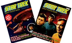 Star Trek Giant Poster Magazines
