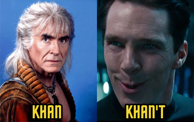 Khan He Or Khan't He?