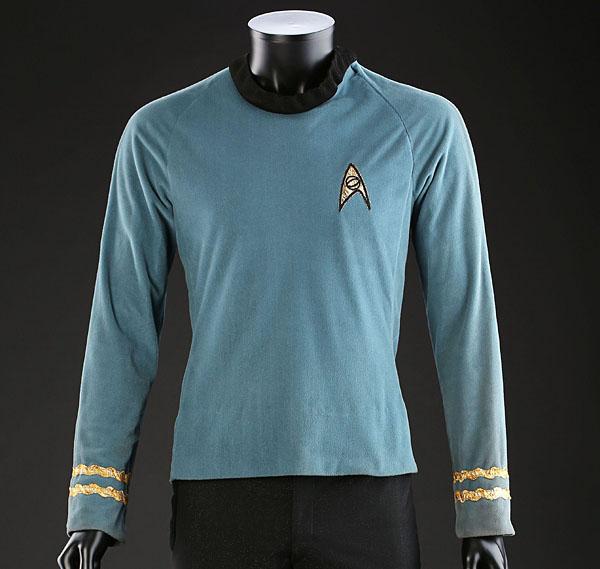 Original Star Trek Season 2 Spock Uniform