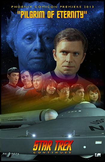 Pilgrim of Eternity - Star Trek Continues