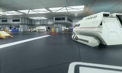 Enterprise-D Tour