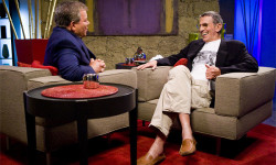William Shatner Interviews Leonard Nimoy on Raw Nerve