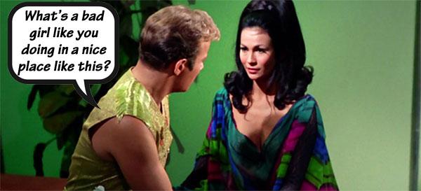 Kirk and Marlene Moreau: Mirror, Mirror