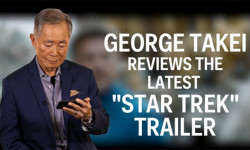 George Takei Reviews The Star Trek Beyond Trailer