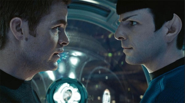 kirk And Spock - Star Trek Beyond
