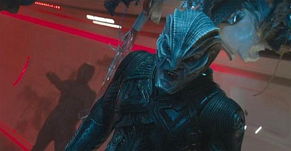 Krall - The Villain in Star Trek Beyond