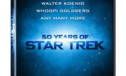 50 Years of Star Trek DVD