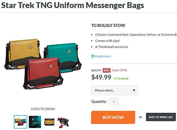 TNG Messenger Bags