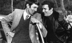 Leonard Nimoy And William Shatner on T.J. Hooker
