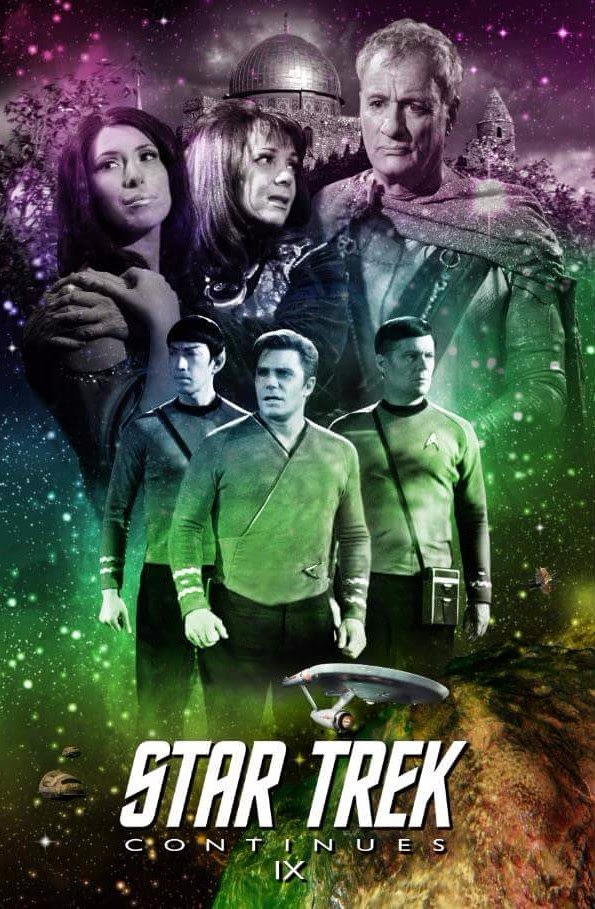 Star Trek Continues Episode 9 Poster