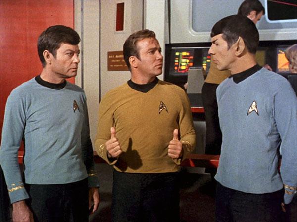 Star Trek Original 4:3 Aspect Ratio