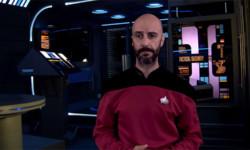 The IT Crowd Meets Star Trek