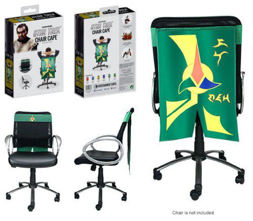 Chair Cape - Klingon Empire Emblem