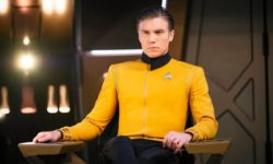 Discovery's Captain Pike