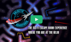 Sci-Fi Escape Room Experience Video